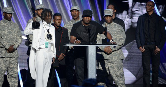 PUBLIC ENEMY Officially Enters The ROCK AND ROLL Hall of Fame
