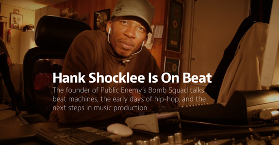 Hank Shocklee Is On Beat – Interview Now On Medium