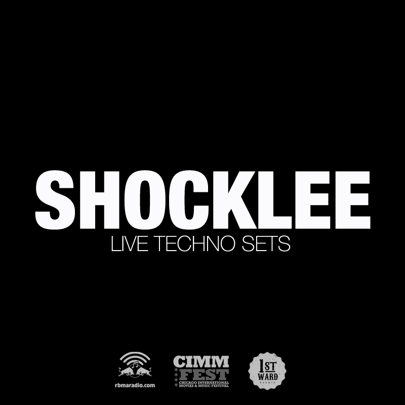SHOCKLEE Live Techno Set @ 1st Ward Chicago