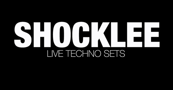 ► SHOCKLEE Live Techno Set – April 2016